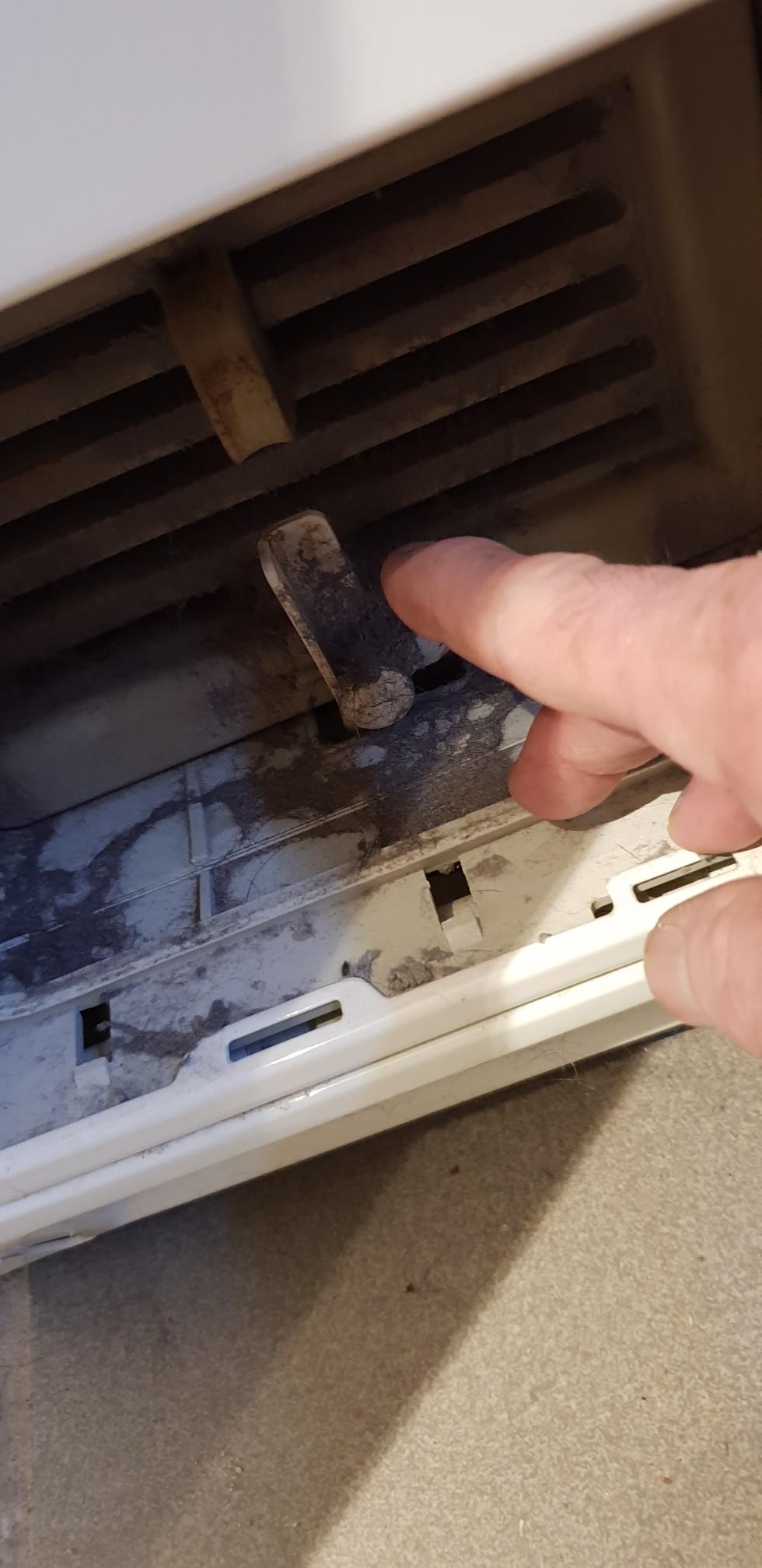 Rens af kondenser på tørretumbler