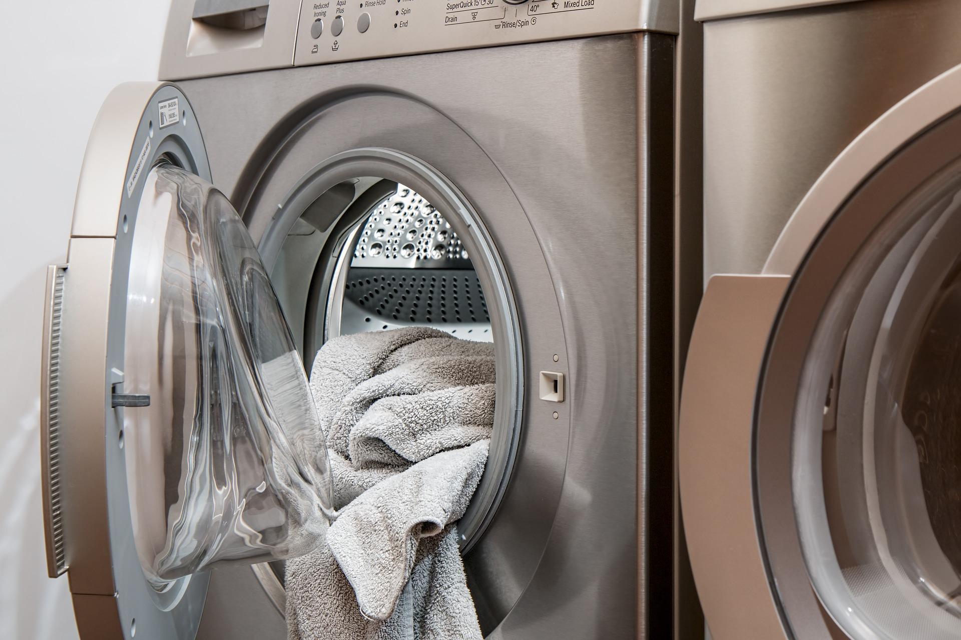 Når vaskemaskinen er vedligeholdt bruger den mindre energi