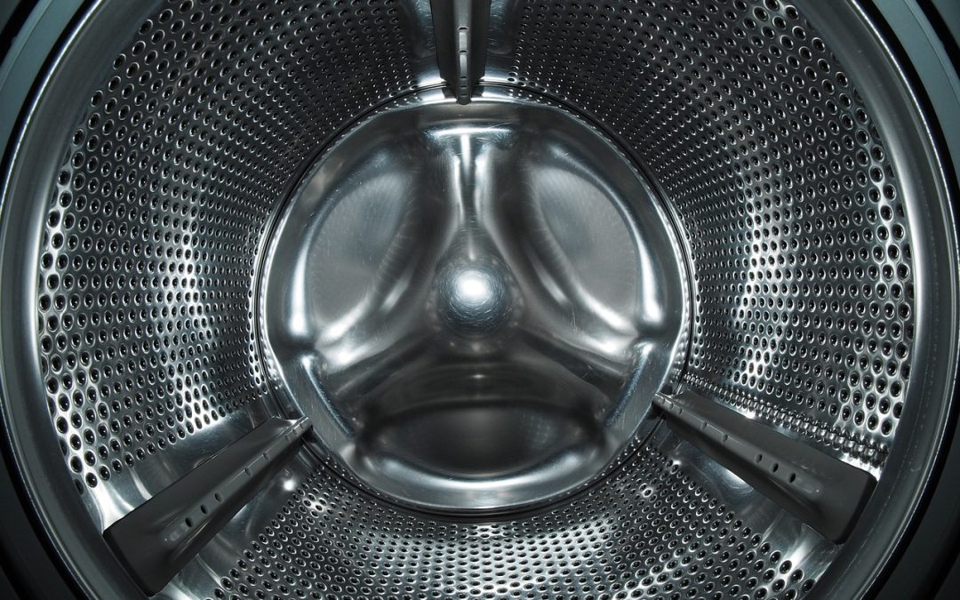 Rengøring af vaskemaskine