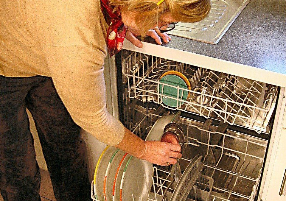Sådan fylder du opvaskemaskinen rigtigt