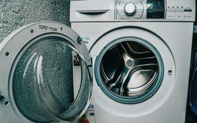 En tilkalket vaskemaskine går tit i stykker
